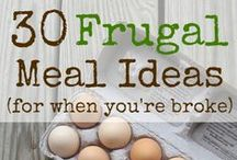 Frugal & Delicious Recipes / Saving savvy eats for delicious prices.