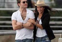 Stylish couples ...