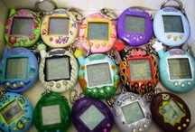 My childhood [the 90s]  / Welcome to the 90's. A place where awesome electronic toys like this lived and died. / by Sabina Rad