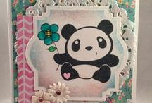 """Cards - stamping ideas, general / Stamping... no flowery/ butterflies/ sewing themes...  Find those in my """"stamping - feminine"""" board!"""