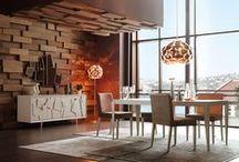 Yemek Odası Takımları / ENZA HOME Yemek Odaları farklı tarz ve beğenileri karşılayacak etkileyici detayları ile göz kamaştırırken fonksiyonel detaylarıyla hayatınıza kolaylık getirecek.