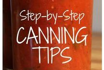 Canning Made Easy / I am just getting into canning...though this would come in handy.