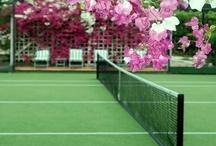 Tennis ♡ / by J K
