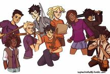 Percy Jackson / Percy Jackson for the win! / by Julia Asmus