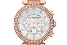 MICHAEL KORS ROSE HORLOGES