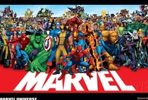 Gotta <3 Marvel / I sill believe in heroes / by Julia Asmus