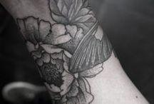 Tattoos / by Kelsey Damron