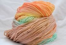Jo.Knit.Sew Yarns / Yarn dyed by me, available at https://www.facebook.com/jo.knit.sew  or   http://www.etsy.com/uk/shop/JoKnitSew