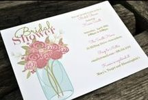 itsy bitsy paper / Modern Stationery, Invitations and More!