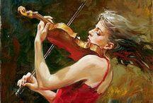 Art / Draw, paint, create / by Yulia Dyachenko