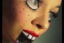 faces/Mak-up/costumes / by Corinna Hammer
