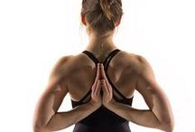 Yoga / by Anya Andreeva - Live Love Raw