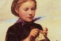 I love knitting (images)