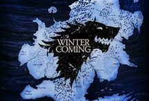 "westeros and essos / ""A Song of Ice and Fire"" - all things Game of Thrones (TV show and book series).  / by Teela"
