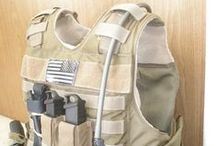 Tactical & Survival Gear / Just some really cool tac stuff and a survival techniques.