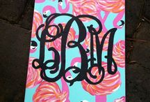 Monogram errrthing