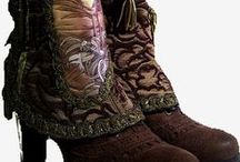 Boot Stomp / Traditional, Western and Boho style boots