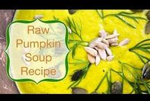 Video Recipes: Raw Food / Here are my raw food recipe videos - quick, easy and delicious! For more free recipes, please visit: http://www.liveloveraw.com/raw-food-recipes/ / by Anya Andreeva - Live Love Raw