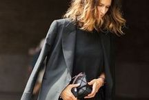 Workwear / What to wear to work - inspiration board with easy to follow tips
