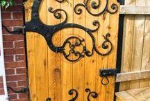 Open the Garden Gate / Gardening, chickens, backyard fun / by Helen Sneddon