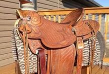 Parker Built Saddles / My saddle making stuff and research.