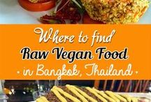 Raw & Mindful Travel Guides / General travel guides to interesting & mindful places. ---- Where to find raw food when you're on holiday.