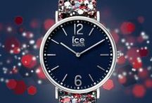 ICE WATCH / ICE madame: op-en-top vrouwelijk Het nieuwe horloge van ICE Watch, genaamd ICE madame, is een ware blikvanger.  De band is volledig bedekt met glitters en geven het horloge letterlijk een vleugje glitter & glamour. Perfect voor een vrouw met een sterke persoonlijkheid.   De ICE madame heeft een platte stalen kast en een gekleurde wijzerplaat. Op-en-top vrouwelijk. Kortom, een echte blikvanger.
