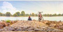 Tipps und Wissenswertes zu E-Bike & Pedelec / Hier findet ihr Tipps zum E-Bike und Pedelec fahren. Außerdem stellen wir tolle Reiseziele und Interviewpartner aus aller Welt vor.