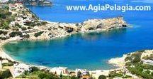 beach of LYGARIA / photos of the beach of LYGARIA in Agia Pelagia, island of Crete GREECE #agiapelagiacrete #resort  #agiapelagia #crete #heraklion #beach #lygaria #lygariabeach