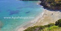 beach of PSAROMOURA / photos of the beach of PSAROMOURA in Agia Pelagia, island of Crete GREECE #agiapelagiacrete #resort  #agiapelagia #crete #heraklion #beach #psaromoura
