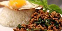 Original Thai Recipe / Authentic tradition asian food recipes. Thai recipes Lao Recipes #thaifood