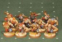 Dwarf Team / Dwarf Team: Fantasy Football Miniatures for Blood Bowl game