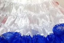 Evas petticoats / Petticoats