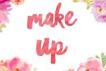 Make up / Make up looks, tips and hacks
