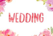 Wedding / Wedding ideas and inspiration