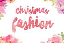 Christmas Fashion / Christmas fashion inspiration