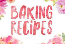 Baking Recipes / Recipes and inspiration for biscuits and cakes