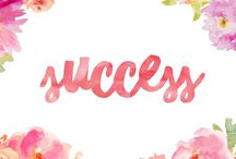 Success / Ways to be successful