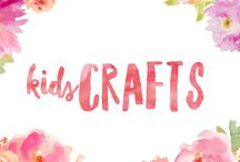 Kids Crafts / Crafts that the kids can make and do