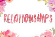 Relationships / For everything to do with relationships with people