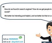 Digital Marketing & Training Company / We at Absyntech, have proficient content developer team for wide range of writing and Digital Marketing Company in Jaipur. Our services include Content Writing, SEO, Website Development, Logo Designing and much more.