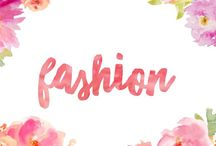 Fashion / Fashion tips, styles and inspiration