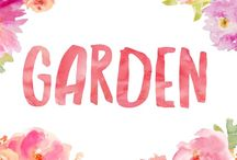 Garden / Garden and growing tips, tricks and inspiration