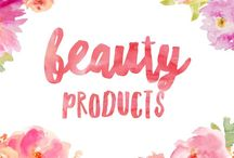 Beauty products / Beauty essentials, tips and reviews