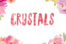Crystals / Ways to use crystals