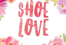 Shoe Love / Gorgeous shoe styles and ideas