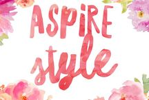 Aspire Style / Gorgeous items from the amazing store Aspire Style