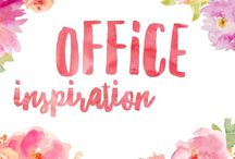 Office Inspiration / Inspiration and tips for a beautiful and functional office