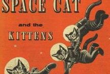 Space cats tattoos
