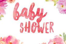 Baby shower / Ideas for having the best baby shower!